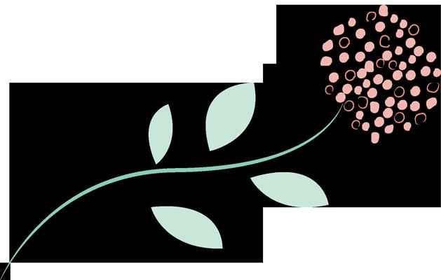 Bordados artesanales Gentzane Landa flor